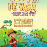 Scoala de Vara a tinerilor pescari aradeni editia a-2-a  2017