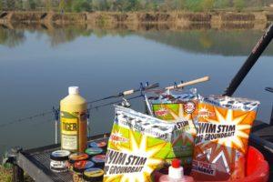 Pescuit la feeder in Valea lui Mihai