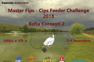 Master Fips-Cips Feeder Challenge 2018